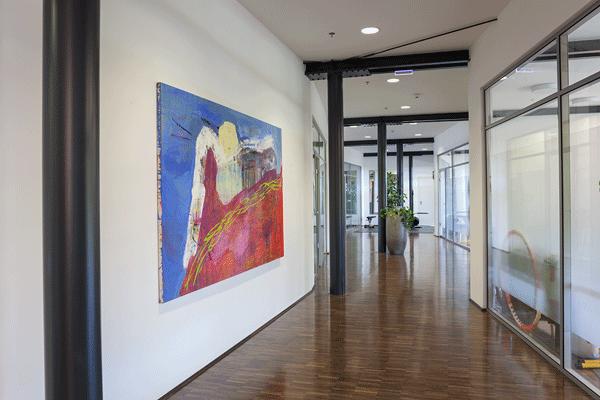 Dachaufstockung / Dachausbau der Gebäude 53, 54 und 61