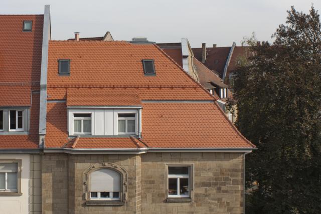 Modernisierung und Dachausbau eines denkmalgeschützten Stadtpalais in Karlsruhe