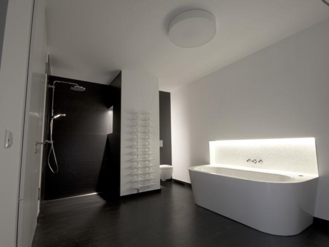 4 Anbau und Umbau eines Einfamilienhauses in Durlach - Bad