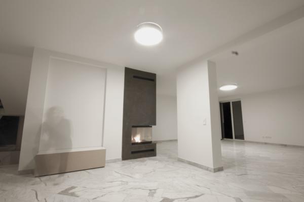 5 Anbau und Umbau eines Einfamilienhauses in Durlach - Wohnraum