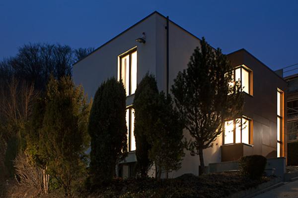 8 Anbau und Umbau eines Einfamilienhauses in Durlach