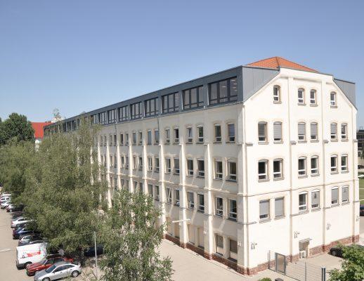 raumfabrik durlach, gebäude 53/54/61