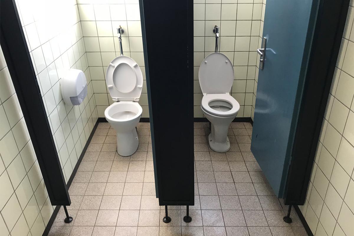 Schultoiletten sozial saniert - ein Hilfskonzept für die Hans-Thoma-Schule in Ettlingen-Spessart
