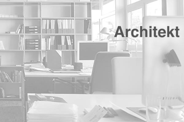 Stellengesuch Architekt