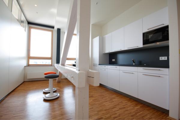 10.18 RaumFabrik 53 DM - Sanierung und Innenausbau von Büroräumen in der Raumfabrik in Durlach