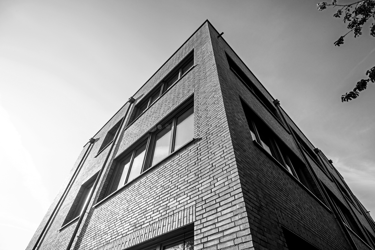 Kernsanierung eines Bürogebäudes in München